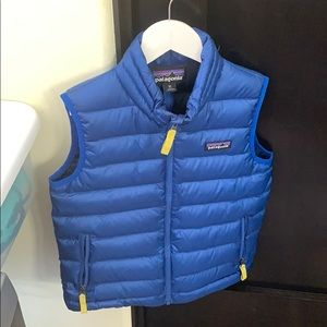 Patagonia kids vest